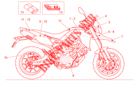 Decal  Toolkit for Aprilia Dorsoduro Factory ABS 2013