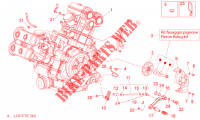 Engine for Aprilia Dorsoduro Factory ABS 2011