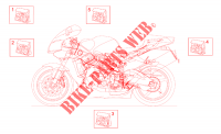 Decal for Aprilia RSV 1000 2002