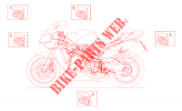 Decal for Aprilia RSV 2003