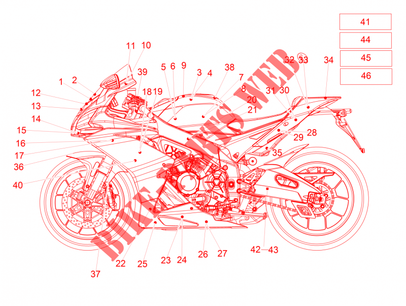 Decal Aprilia Aprilia Motorcycles Rsv Rsv Racing Factory Le on Aprilia 50 Fuel Line Diagram