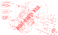 Engine for Aprilia SXV STREET LEGAL 2009
